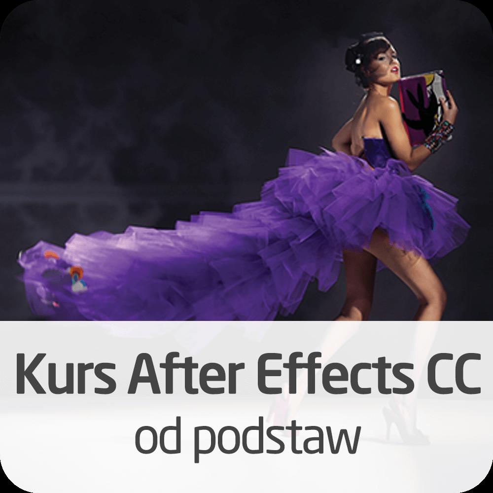 Kurs After Effects CC - od podstaw