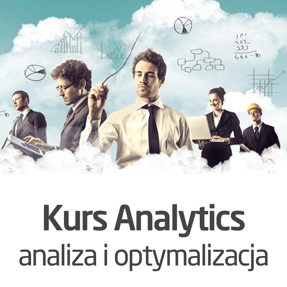 Kurs Analytics - ABC analizy i optymalizacji