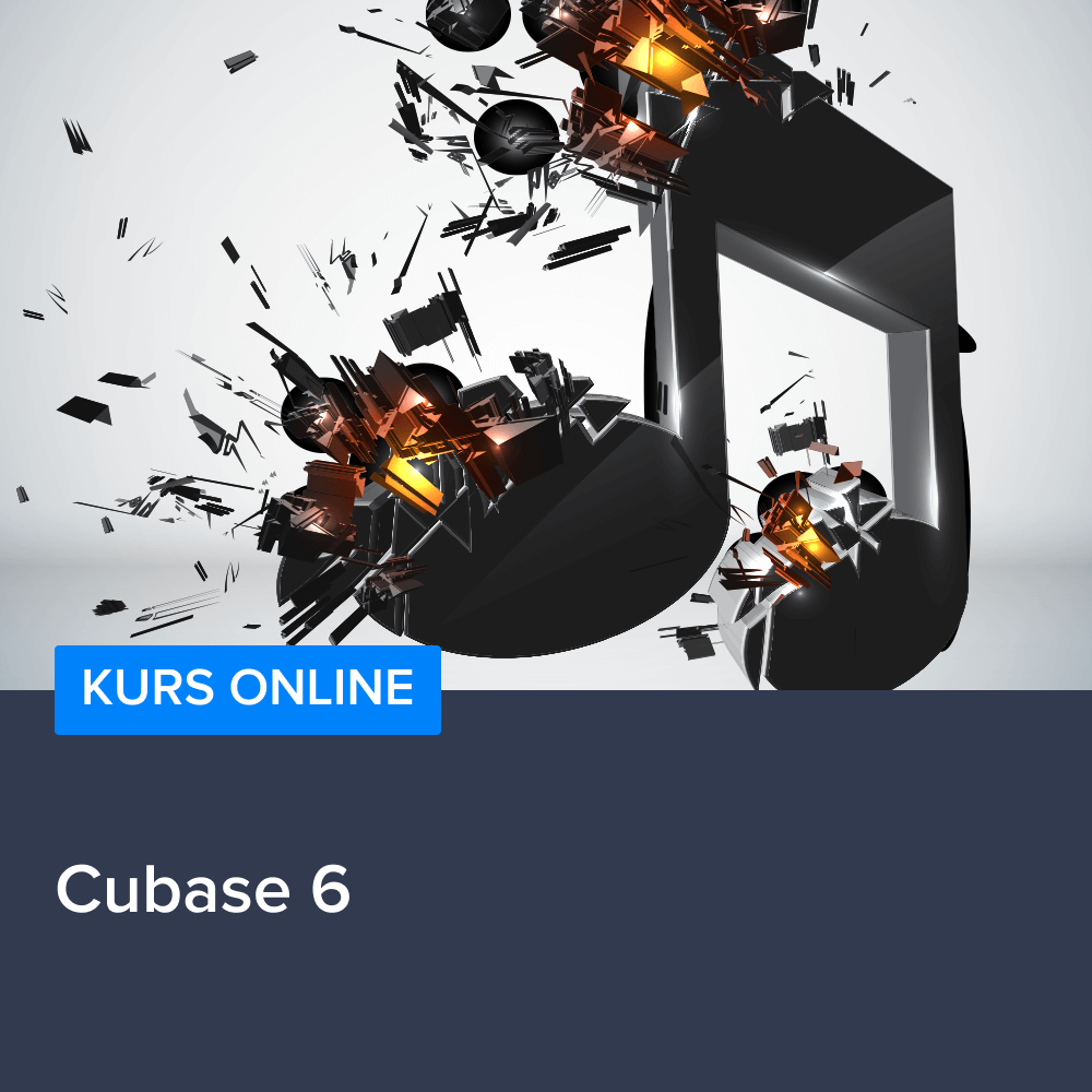 Kurs Cubase 6