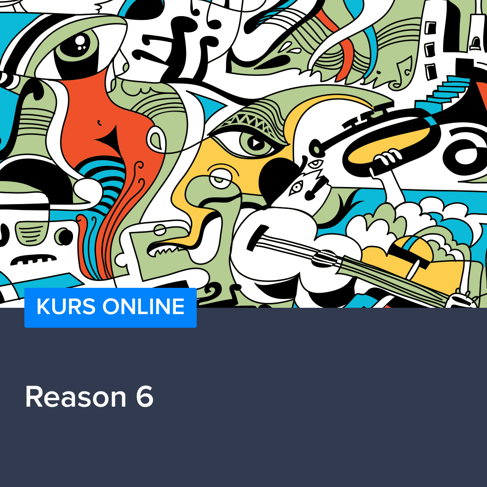 Kurs Reason 6