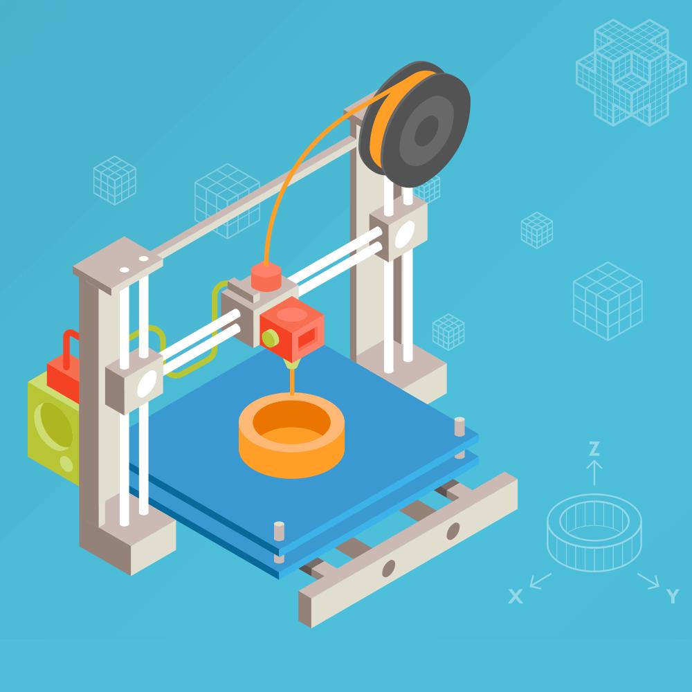 Kurs Modelowania I Drukowania 3D / CAD & 3D / Kursy