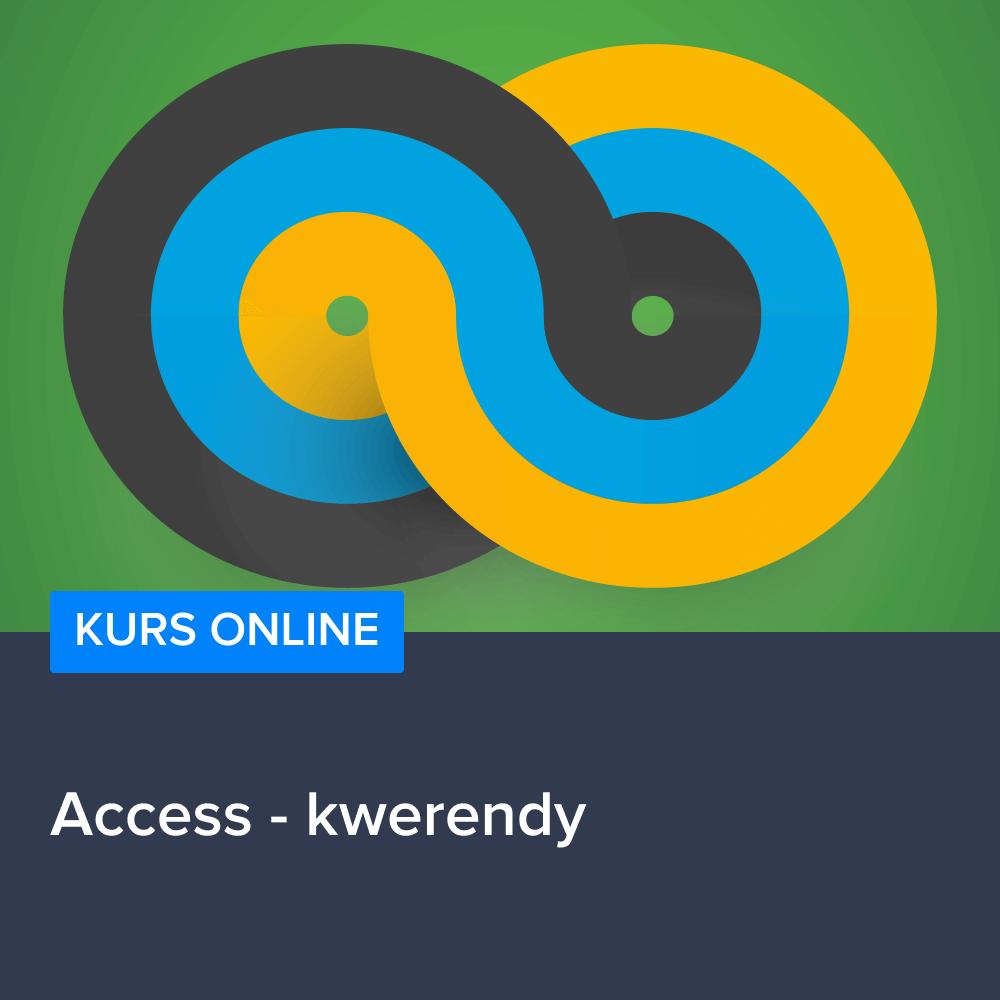 Kurs Access - kwerendy