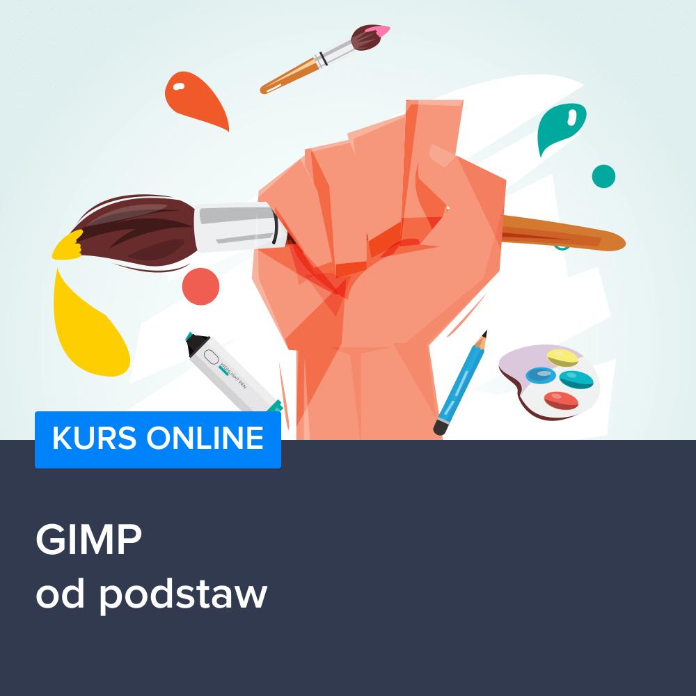 Kurs GIMP od podstaw
