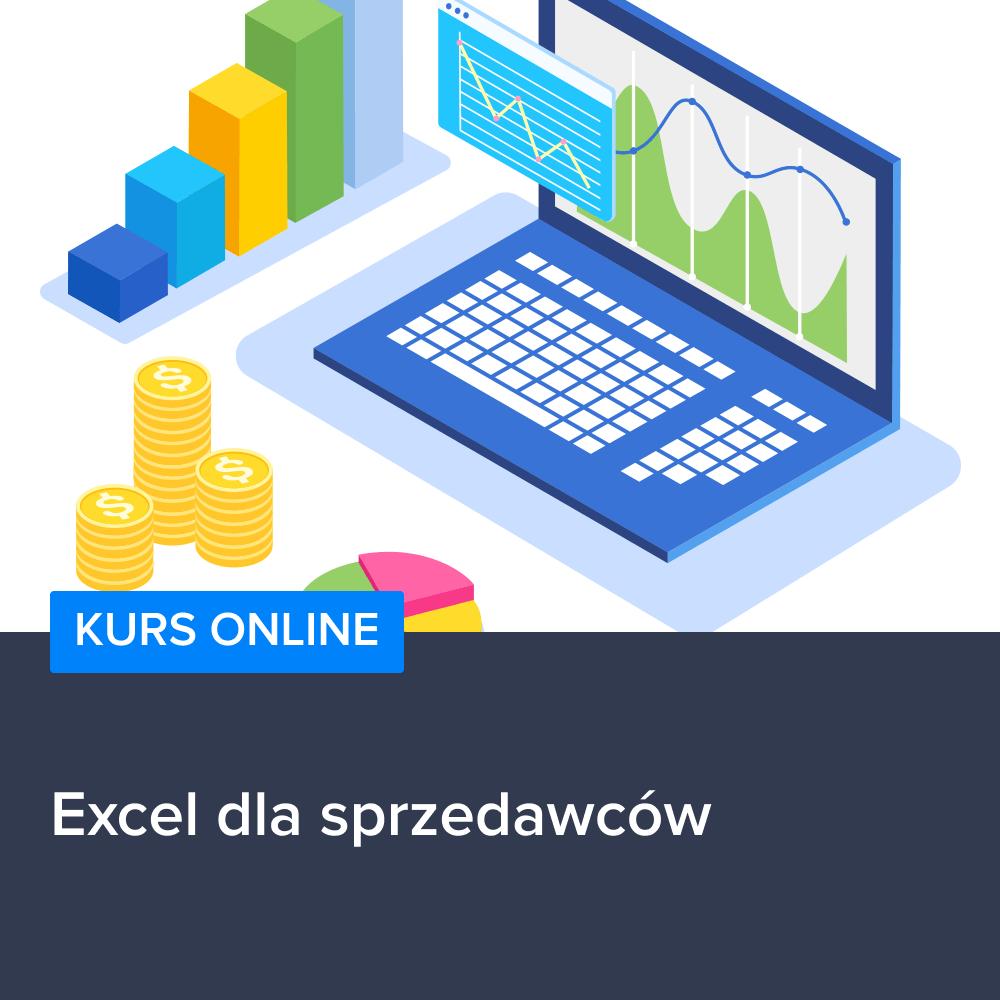Kurs Excel dla sprzedawców