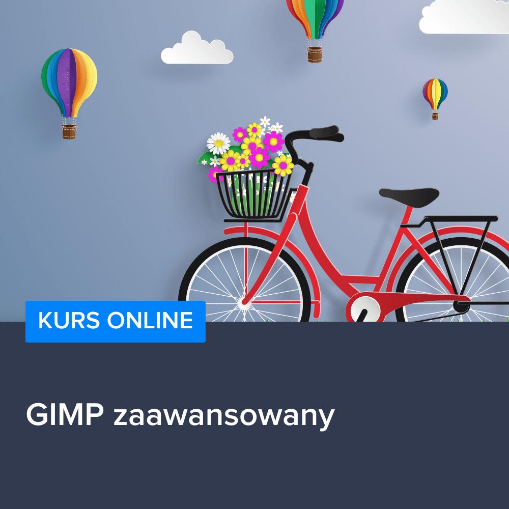 Kurs GIMP zaawansowany