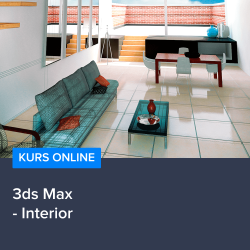 Kurs 3ds Max - Interior