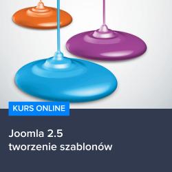 Kurs Joomla 2.5 tworzenie szablonów