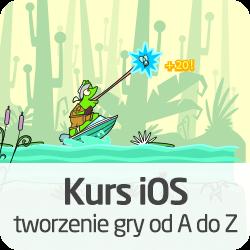 Kurs iOS - tworzenie gry od A do Z