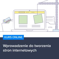 Wprowadzenie do tworzenia stron internetowych