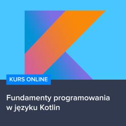 Fundamenty programowania w języku Kotlin