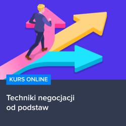 Kurs Techniki negocjacji od podstaw