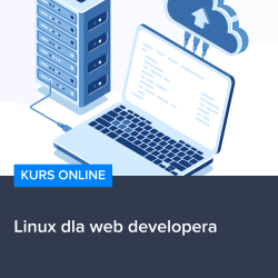 Kurs Linux dla web developera