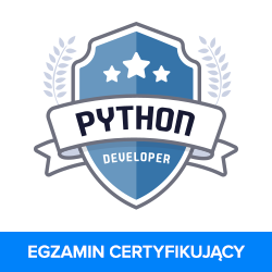 Egzamin Python Developer