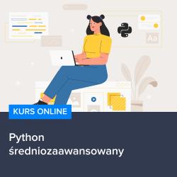 Kurs Python - średniozaawansowany