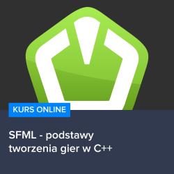Kurs SFML – podstawy tworzenia gier w C++ download – Wideokursy download