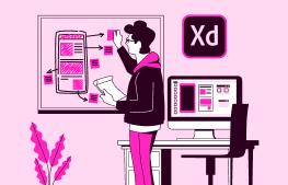 Kurs Adobe XD - podstawy projektowania interfejsów