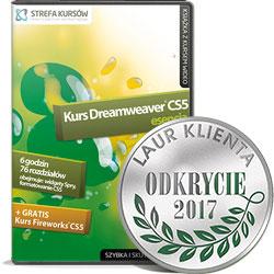 Kurs Adobe Dreamweaver CS5 - esencja