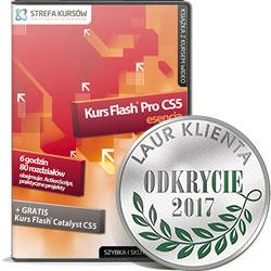 Kurs Adobe Flash Pro CS5 - esencja