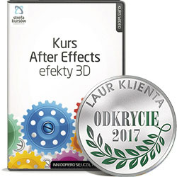Kurs After Effects - efekty 3D