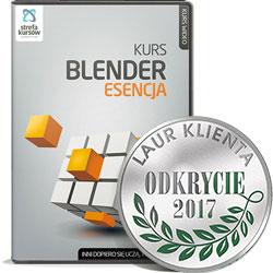 Kurs Blender esencja