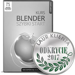 Kurs Blender - szybki start