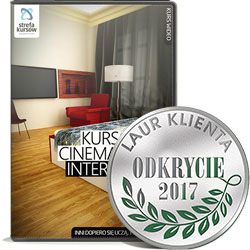 Kurs Cinema 4D - Interior