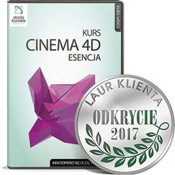 Kurs Cinema 4D - esencja