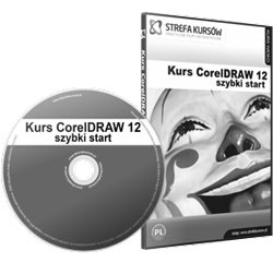 Kurs CorelDRAW 12 szybki start