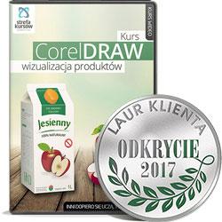Kurs CorelDRAW - wizualizacja produktów