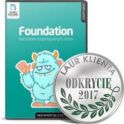 Kurs Foundation - tworzenie responsywnych stron