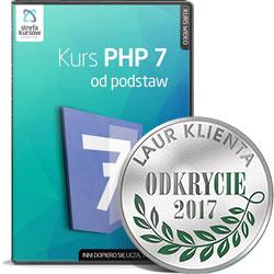 Kurs PHP 7 - od podstaw