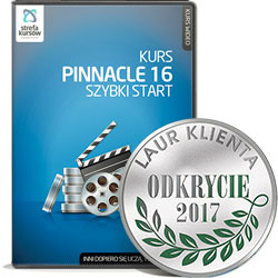 Kurs Pinnacle 16 - szybki start