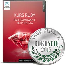 Kurs Ruby programowanie od podstaw