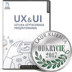 Kurs UX & UI - sztuka użytecznego projektowania