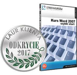 Kurs Word 2007