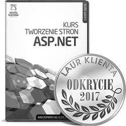 Kurs tworzenie stron ASP.NET