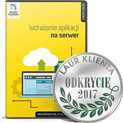 Wdrażanie aplikacji na serwer
