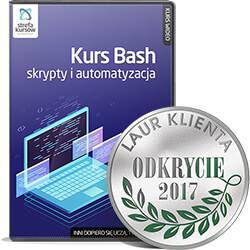 Kurs Bash - skrypty i automatyzacja