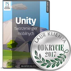 Kurs Unity - tworzenie gier mobilnych