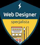 Ścieżka kariery - Specjalista Web designer