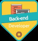 Ścieżka kariery - Back-end Developer